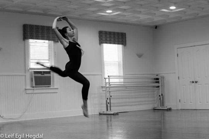 Libertina Dance audition